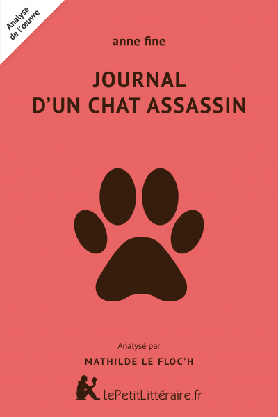 Analyse du livre :  Journal d'un chat assassin